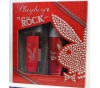 PLAYBOY ROCK (ATOMIZER 75ML+DEZODORANT)  ZESTAW
